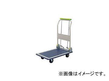 佐野車輛製作所/SANO 運搬台車スマイルブレーキE300折畳み式(1421-301) NF301B