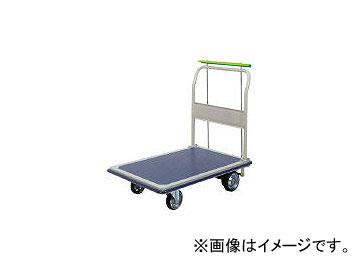佐野車輛製作所/SANO 運搬台車スマイルブレーキ300固定式(1421-300) NF302B