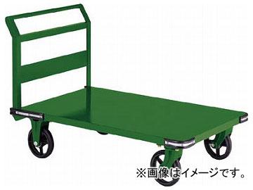 トラスコ中山/TRUSCO 鋼鉄製運搬車 1400×750 φ200鋳物車輪 OH1L(5049539) JAN:4989999670110