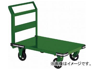 トラスコ中山/TRUSCO 鋼鉄製運搬車 1200×600 φ150鋳物車輪 OH2L(5049466) JAN:4989999670097