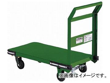 トラスコ中山/TRUSCO 鋼鉄製運搬車 900×600 φ150鋳物車輪 S付 OHN2S(3081125) JAN:4989999693959