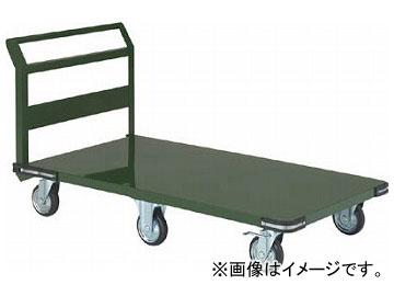 トラスコ中山/TRUSCO 鋼鉄製運搬車 1400×750 プレス6輪車 SSH1L(2391791) JAN:4989999670394