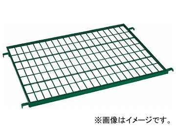 トラスコ中山/TRUSCO ハイテナー用中間メッシュ棚板 1100×1100 THT14M