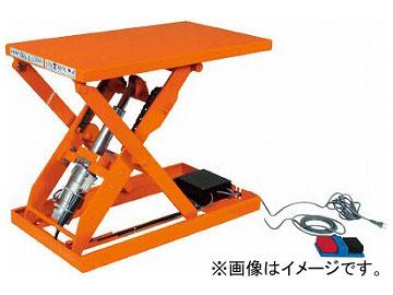 トラスコ中山/TRUSCO IPMリフター250kg 電動ボールねじ式 520×850 蛇腹付 HDLH2558PJ