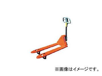 コレック/KOLEC ハンドパレットトラック 1000kg 低床 NCL10510