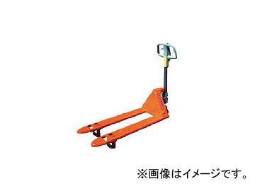 コレック/KOLEC ハンドパレットトラック 1500kg 低床 NCL15610