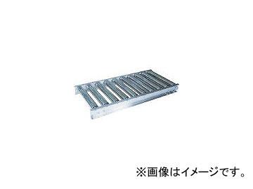 三鈴工機/MISUZUKOKI スロットインステンレスローラコンベヤ 径60.5×1.5T MUS60300710