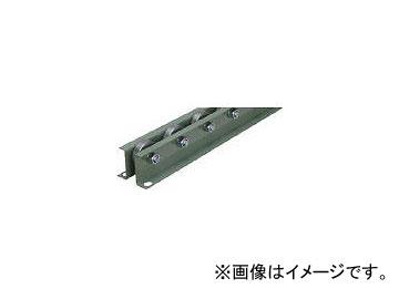 太陽工業/TAIYOKOGYO φ50重荷重用切削ホイールコンベヤ TW5013KP1002400L
