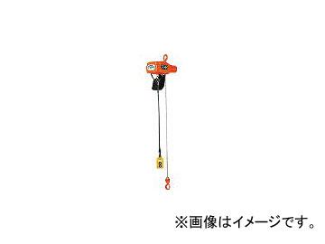 象印チェンブロック/ELEPHANT 単相200V小型電気チェーンブロック(1速型)60KG AHK0630(2422565) JAN:4937510124154