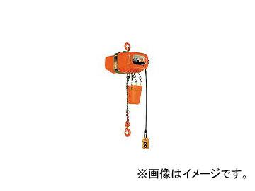 象印チェンブロック/ELEPHANT SA型単相100V電気チェーンブロック250KG SAK2530