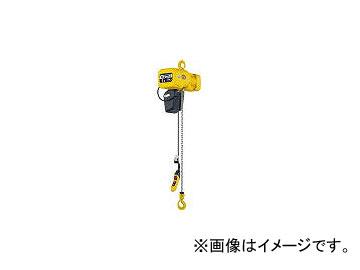 キトー/KITO エクセル 電気チェーンブロック 1速 懸垂形 1t(S)×4m ER2010S