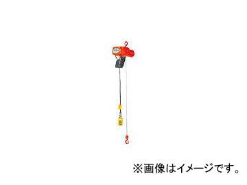 象印チェンブロック/ELEPHANT α型電気チェーンブロック・490kg・6m・3相200V ACK4960(3870766) JAN:4937510148419