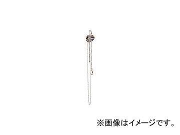 象印チェンブロック/ELEPHANT スーパー100(メッキ仕様、SUSチェーン)・250kg PIHK2525(3870880) JAN:4937510045527