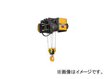 キトー/KITO ロープホイストRKホイスト ローヘッド形 2.8t×6m M6等級 RKL6028DL06
