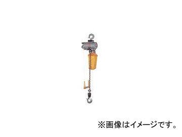 日本ニューマチック工業 エアーホイスト 定格荷重250Kg 引きひも式 10815 RHL250(3210901)