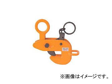 スーパーツール/SUPER TOOL 横吊クランプ(ロックハンドル式・先割型) HLC0.5U(3683737) JAN:4967521084208