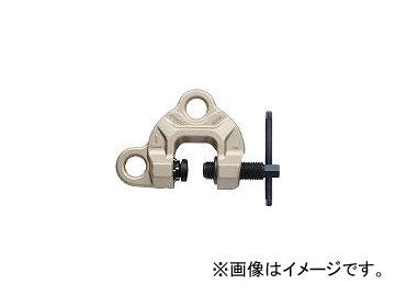 スーパーツール/SUPER TOOL スクリューカムクランプ(ダブル・アイ型)ツイストカム式 SDC1S(3634922) JAN:4967521307536