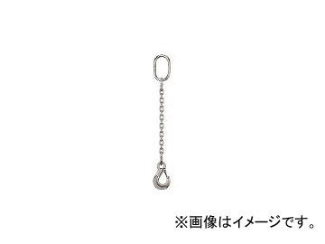 象印チェンブロック/ELEPHANT SUS製チェーンスリング1本吊りスリングフックタイプ 0.4t 1SAKSHK5(3770699) JAN:4937510850008