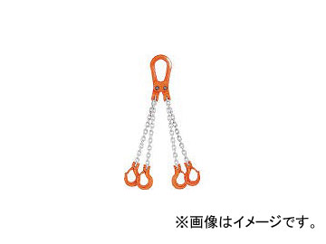 象印チェンブロック/ELEPHANT チェーンスリング(ピンタイプ)4本吊り・5.1t 4TH8(3901939) JAN:4937510847039