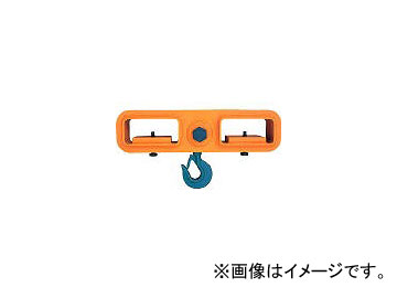 スーパーツール/SUPER TOOL フオ-クリフト用吊フツク(1ton) FLH1(3611655) JAN:4967521233392