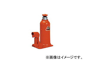 マサダ製作所/MASADA 標準オイルジャッキ 20TON MH20(1098489) JAN:4944015110094