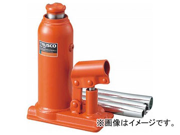 トラスコ中山/TRUSCO 油圧ジャッキ 5トン TOJ5(2882183) JAN:4989999292022