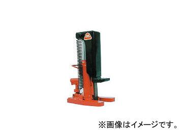 マサダ製作所/MASADA 爪付オイルジャッキ 10TON MHC10RS2(3755916) JAN:4944015116904