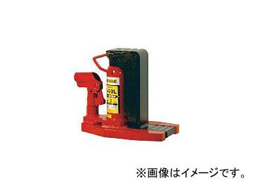 今野製作所/CHERUBIM イーグル レバー回転・安全弁付爪つきジャッキ 爪能力3t 爪ロングタイプ G60L(3029441) JAN:4520187170052
