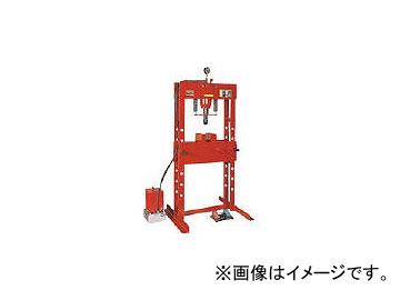マサダ製作所/MASADA 電動式門型プレス(押しボタンスイッチ) 15TON MHP15E4B