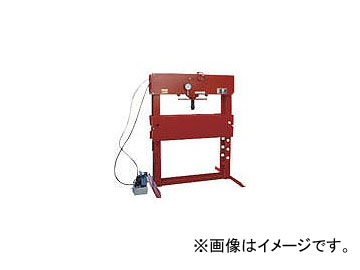 マサダ製作所/MASADA 電動式門型プレス(フートスイッチ) 60TON MHP60E4A