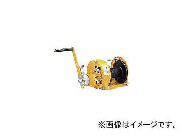 マックスプル工業/MAXPULL ラチェット式手動ウインチ MR5(1091824) JAN:4521891014007