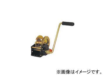 スリーエッチ/HHH ハンドウインチ オートマチックブレーキ式500kg MW500B(3751031) JAN:4990077250179