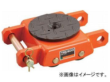 トラスコ中山/TRUSCO オレンジローラー ウレタン車輪付 標準型 5TON TUW5S(3803368) JAN:4989999037043