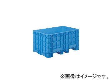 三甲/SANKO ジャンボックス本体#500青 SK500BL