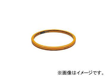 大阪タイユー/OSAKA-TAIYU 回転台マワール ミドルタイプ イエロー1600kg 直径1000mm PTM100(5003407) JAN:4562118674192