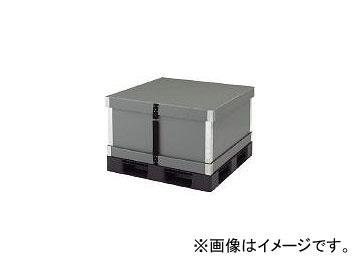西田製凾/NISHIDASEIKAN 再利用型コンテナ「再坊」 SBA1111L