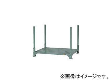 岡田工業/OKADA ポストパレット 間口1380mm 高さ1045mm B0