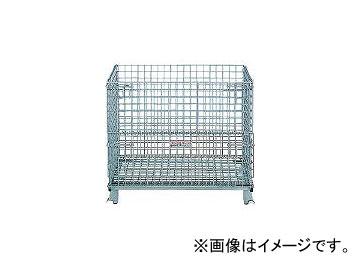 テイモー/TEIMO ボックスパレット標準型 800×1000×850 1000kg 810L