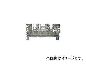 テイモー/TEIMO ボックスパレット標準型 800×1000×490 1000kg 810S