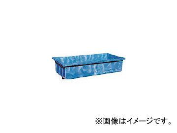 ダイライト/DAILITE R型角型容器 排水栓付40A RL500