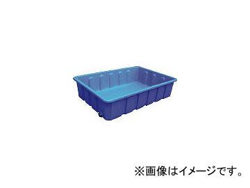 ダイライト/DAILITE R型角型容器 排水栓付40A RL600