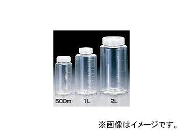 サンプラテック/SANPLATEC クリアー広口ボトル 100ml 2013(3540341) JAN:4560277211371 入数:200本