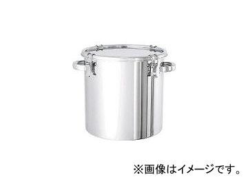 日東金属工業/NITTO-KINZOKU ステンレスタンクSUS316Lクリップ式密閉タンク10L CTH24316L(3982335) JAN:4560132183850