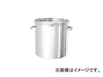 日東金属工業/NITTO-KINZOKU ステンレスタンクSUS316Lバンド式密閉タンク10L CTL24316L(3982408) JAN:4560132183898