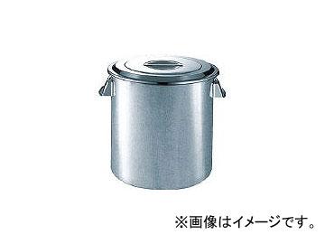 スギコ産業/SUGICO ステンレスキッチンポット蓋付 500×500 94L 手付 SH4650(5006597) JAN:4562121555938