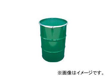 JFEドラムサービス 鋼製ドラム缶 オープンタイプ 外レバー式 200L KD200LSTS