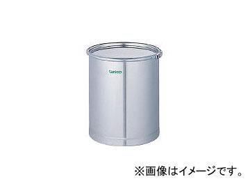 【在庫限り】 TCS50DR4BA:オートパーツエージェンシー ステンレスドラム缶 タニコー/TANICO-DIY・工具