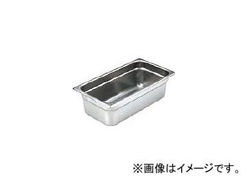 スギコ産業/SUGICO 18-8スーパーデラックスパン 1/3サイズ 325×176×200 SH1638SW(5008018) JAN:4560125838040