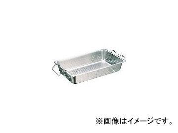 スギコ産業/SUGICO ハンドル付穴明パン SUS304 1/1サイズ 530×325×100 SH1904GPH(5008140) JAN:4560125839214