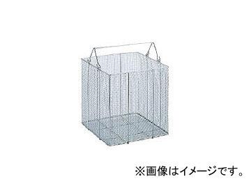 サンワ/SANWA ステンレス角型洗浄カゴ特大 SK40(5056918) JAN:4580133740050